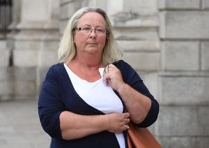 Court: Kelly faces counts of fraudulent trading. Picture: Collins