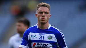 Ross Munnelly is still going strong for Laois after making his debut in 2003. Photo by Piaras Ó Mídheach/Sportsfile