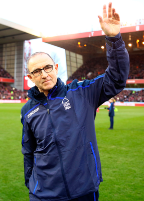 Martin O'Neill was sacked by Nottingham Forest after just six months in charge