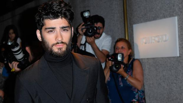 Zayn Malik arrives for the Tom Ford Autumn/Winter 2016 Menswear and Womenswear Collection presentation in New York on September 7, 2016 / AFP / ANGELA WEISS        (Photo credit should read ANGELA WEISS/AFP/Getty Images)