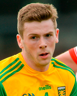 Eoghan 'Bán' Gallagher. Photo: Oliver McVeigh/Sportsfile