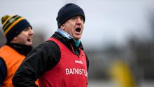 Offaly manager John Maughan has seen in team involved in some helter-skelter contests in Division 3. Photo by Harry Murphy/Sportsfile