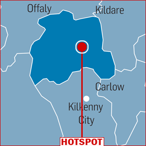 PORTLAOISE: 3-bed semis near the centre of Portlaoise are being snapped up as soon as they come on the market.