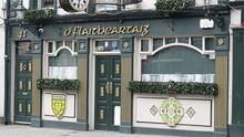 Ó'Flaherty's Bar in Buncrana had offered a delivery service. Photo: North West Newspix