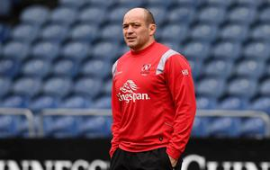 LAST STAND?: Rory Best could be playing his final game at Kingspan Stadium. Photo: Ross Parker/Sportsfile
