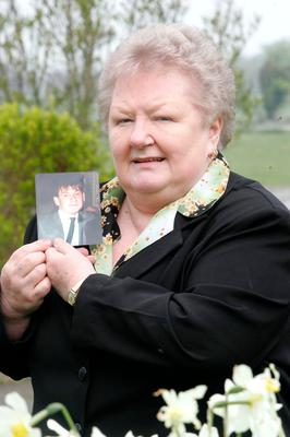 Winifred Fox, mother of 23-year-old John Fox, who was stabbed to death in Sligo in 1987. Photo: Liam Burke/Press 22