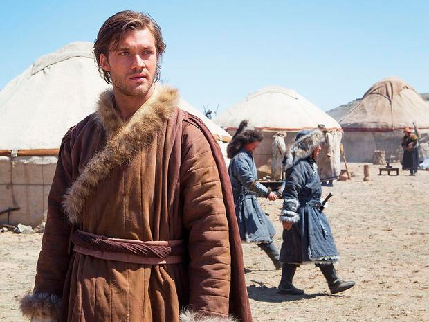Marco Polo, as shown on Netflix, is based on the famed explorer's adventures in Kublai Khan's court and along the Silk Road