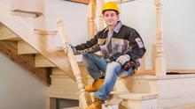Refit: Tradespeople are permitted to work only on essential projects until restrictions are eased