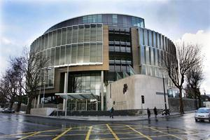 Man who sent former co-worker 'rape and cannibalism text' jailed for three years