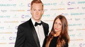 """By Victoria Ward  9:21AM GMT 21 Dec 2015  The girlfriend of Sports Personality of the Year nominee Greg Rutherford has been sent a barrage of """"derogatory, aggressive"""" messages online by fans of Rutherford's rival, boxer Tyson Fury.  Susie Verill, mother to the couple's one-year-old son Milo, said she was """"utterly shocked"""" by the messages, comprising """"relentless suggestions of sexual punishment"""".  They were sent after Rutherford threatened to pull out of the BBC award show, voicing misgivings about sharing the stage with Fury.  The Olympic, world, Commonwealth and European long jump champion condemned the """"very out-dated and derogatory comments"""" recently expressed by the boxer on homosexuality, paedophilia and abortion.  He eventually rescinded his withdrawal from the ceremony, won last night by Andy Murray, after being asked to stay on by the BBC.      Watch @Tyson_Fury apologise on stage at #SPOTY: https://t.co/huqcFo75A0 https://t.co/JxCAjdR1ne     — HuffPost UK (@HuffPostUK) December 20, 2015   Fury apologised on stage for the homophobic and sexist comments, which included the suggestion that """"a woman's best place is in the kitchen and on her back"""".  He remained on the BBC's shortlist  and came fourth overall - despite some 130,000 people signing a petition calling for his removal.  The messages sent to Miss Verill, seen by The Sun, are said to refer to her as a """"little slut"""" and threaten serious sexual violence.  The 27-year-old told the newspaper: """"I'm not sure what I expected, but I certainly didn't think quite so many men would shout so loudly with such outdated views.""""  She said she knew they were Fury fans as they had copied him in and included praise for the boxer.  There is no suggestion that Fury knew or condoned any of the abuse.  Nearly 140,000 people had signed a petition asking for Fury to be axed from the Sports Personality shortlist.   3       0    0    3   Email Susie Verill pictured with Greg Rutherford"""