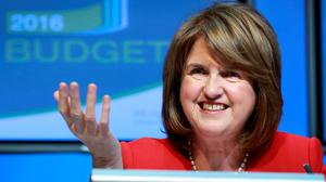 It's not a secret that Tánaiste Joan Burton is in no rush back to the hustings