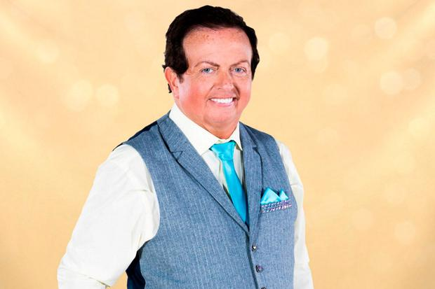 Marty Morrissey took part in Dancing with the Stars