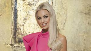Long and difficult journey: Rosanna Davison has suffered multiple miscarriages. Photo: Brian McEvoy