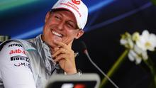 Michael Schumacher faces a long road to recovery.