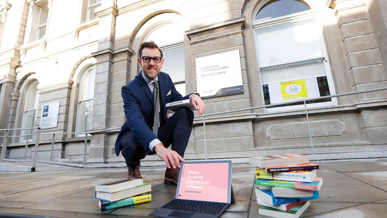 Library campaign aims to encourage people to keep reading virtually during lockdown