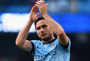 Frank Lampard is understood to be enjoying his new lease of life at Manchester City more than he anticipated. Photo: Shaun Botterill/Getty Images