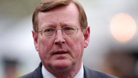 Former Northern Ireland First Minister David Trimble Picture: PA