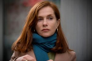 "Isabelle Huppert in a scene from, ""Elle."" (Guy Ferrandis/Sony Pictures Classics via AP)"