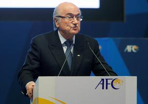 Sepp Blatter resigned as FIFA president just four days after he was elected for a fifth term