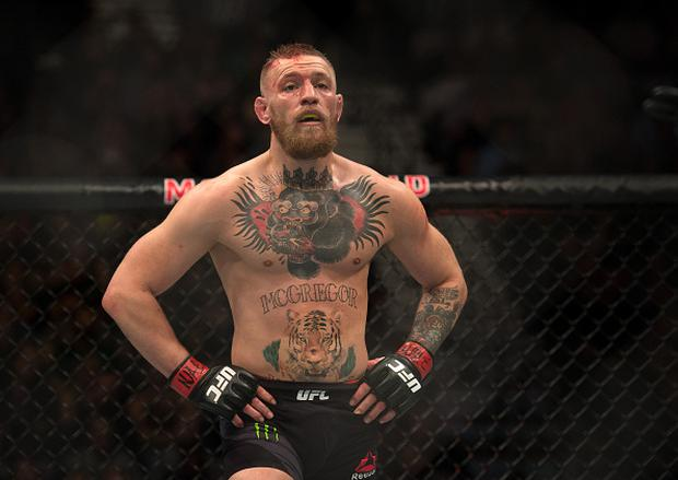 MAN CANDY: Boxer Conor McGregor Poses Nude for ESPNs Body