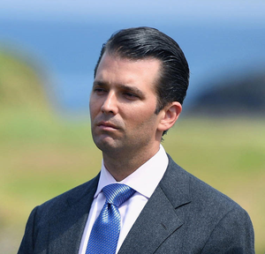 Offer: Donald Trump Jr. Photo: Jeff J Mitchell/Getty Images