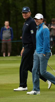 Ernie Els feels that Rory McIlroy's move to America is a loss to the European Tour, and likened him to the great Seve Ballesteros as a potential iconic figure for the Tour