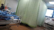 Beaumont A and E on January 2 - the worst day on record for people waiting for a hospital bed
