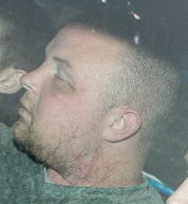 Ciaran Moran (29) who is on trial for the murder of homeless man Gerard Donnelly