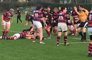 Clontarf recorded their first victory over Arklow
