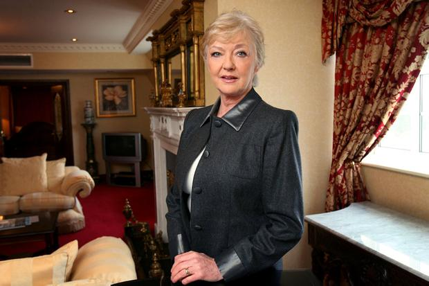 'Zeal for breaking new ground': Marian Finucane was a household name with thousands of listeners tuning in to her RTÉ shows. Photo: Tony Gavin