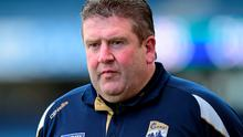 Kerry manager Eamon Kelly has done a great job