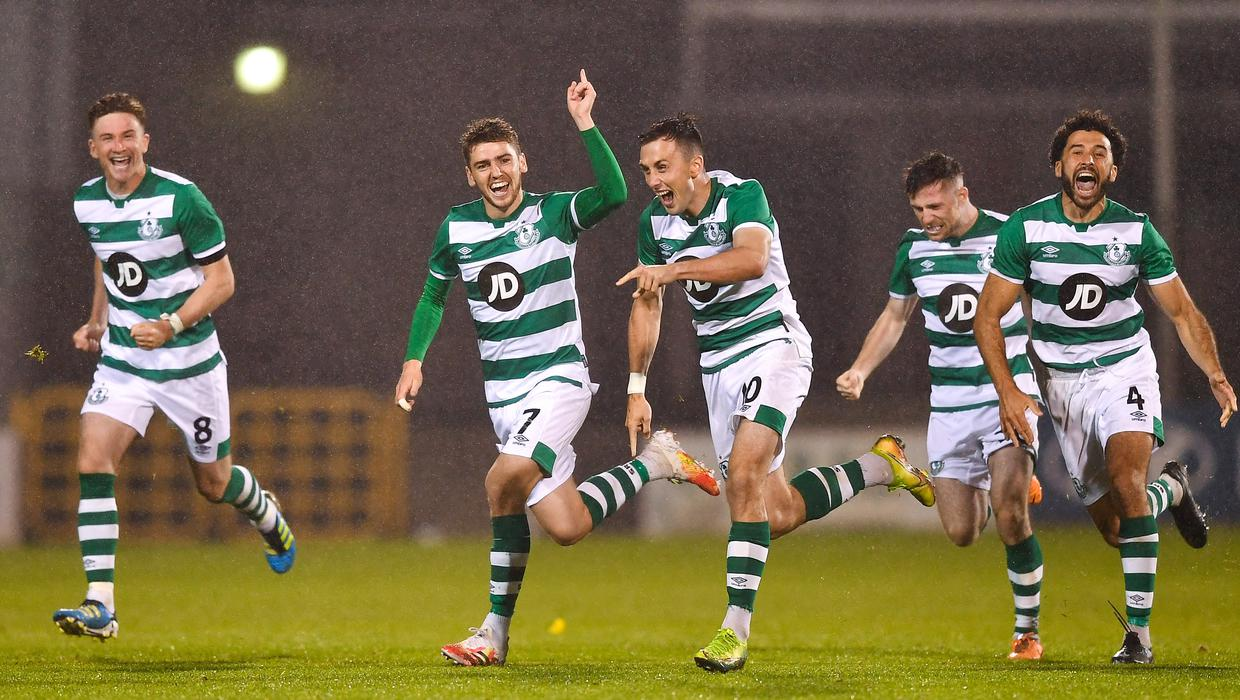 Shamrock Rovers crowned 2020 LOI Premier Division champions after Bohs defeat to Harps
