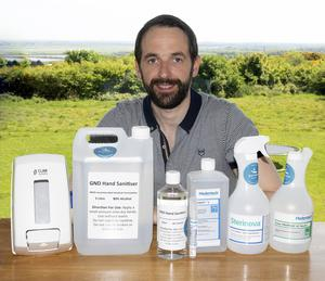 Wexford publican Thomas Kelly has set up Sanwex Clean Co.