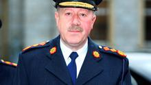 Garda Commissioner Martin Callinan arriving for the Dail Public Accounts meeting at Leinster House yesterday. Pic Tom Burke 23/1/14