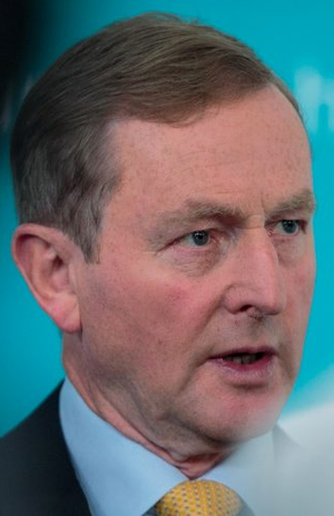 Along with British Prime Minister David Cameron, Enda Kenny ordered negotiations to break the deadlock at Stormont