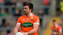 Aidan Forker: Man of the match. Photo: Oliver McVeigh/Sportsfile