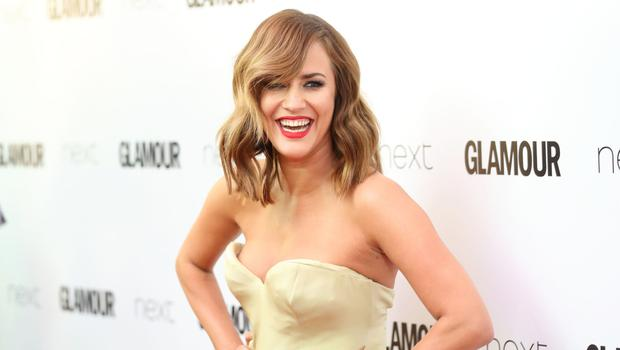 LONDON, ENGLAND - JUNE 07: Caroline Flack arrives for the Glamour Women Of The Year Awards on June 7, 2016 in London, United Kingdom.  (Photo by Mike Marsland/Mike Marsland/WireImage)