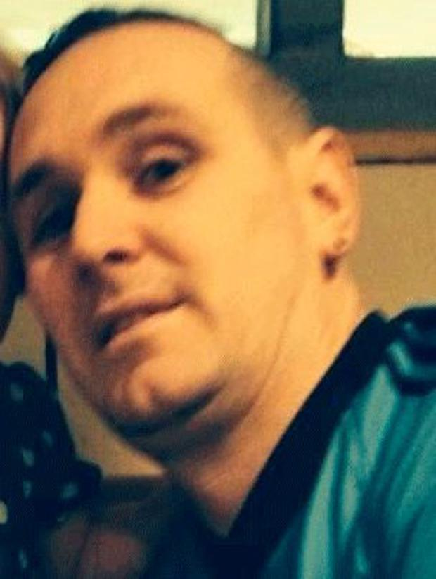 Michael Barr who was shot dead in the Sunset House attack