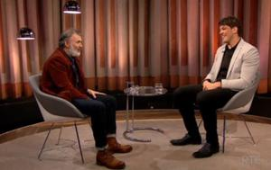 Donncha O'Callaghan on The Tommy Tiernan Show.  RTE