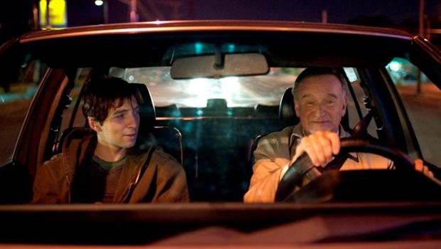 Robin Williams in his final role in Boulevard