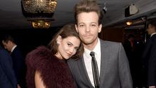 Danielle Campbell and Louis Tomlinson attend the Daily Mirror Pride of Britain Awards in Partnership with TSB at The Grosvenor House Hotel on October 31, 2016 in London, England. The show will be broadcast on ITV on Tuesday November 1st at 8pm.  (Photo by Dave J Hogan/Dave Hogan/Getty Images)