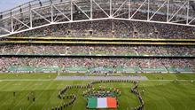 The FAI have won their bid to host three Euro 2020 group matches and one round of 16 fixture to the Aviva Stadium. Picture credit: Stephen McCarthy / SPORTSFILE