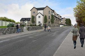 The new development will be built in Ballybrit, Galway