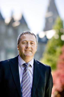 Dr John Mc Ginnity, Admissions Officer/Assistant Registrar at Maynooth University