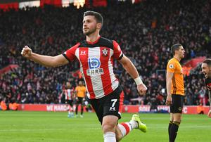 Shane Long could return for Ireland's Euro 2020 playoff clash in Slovakia. Photo: Reuters/Dylan Martinez