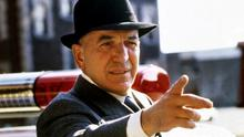 Who loves ya: Re-runs of 1970s shows such as 'Kojak', starring Telly Savalas, offer a weird comfort during the lockdown