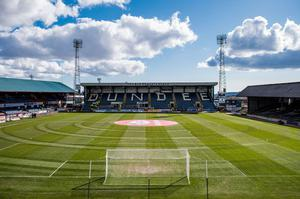 Dundee FC's Dens Park ground