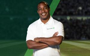 Paul Ince is a Paddy Power ambassador