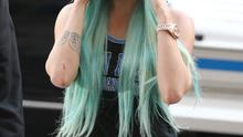 Amanda Bynes attends an appearance at Manhattan Criminal Court on July 9, 2013 in New York City