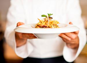 BigDish operates a yield management platform for restaurants that was in use in 650 outlets in the UK before the pandemic stuck (stock image)
